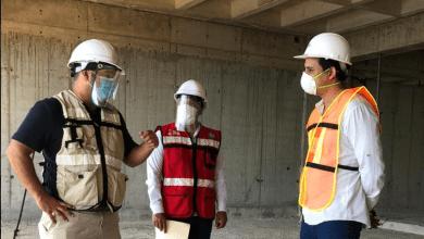Photo of Continúa Desarrollo Urbano supervisando que obras de construcción cuenten con medidas sanitarias