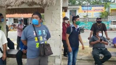 Photo of Denuncian falta de pago trabajadores del ayuntamiento de Felipe Carrillo Puerto