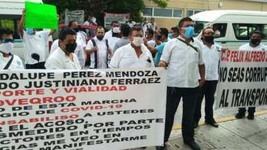 Photo of Taxistas de Playa del Carmen piden imparcialidad en operativos al Instituto de Movilidad