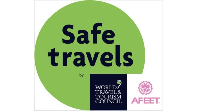 Photo of AFEET, recibe sello «safe travels»