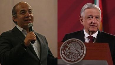 Photo of Yo ya lo perdoné, nos robó la Presidencia (en 2006), dice AMLO sobre Felipe Calderón