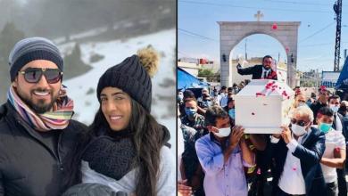Photo of Beirut: una paramédica que iba a casarse y murió en la explosión se convirtió en un símbolo de la tragedia