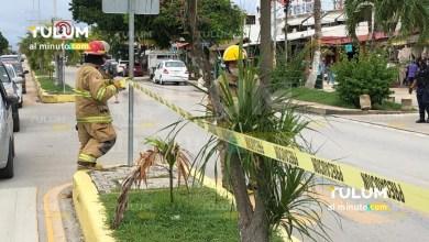 Photo of Amenazas de bomba movilizan a las autoridades en Tulum