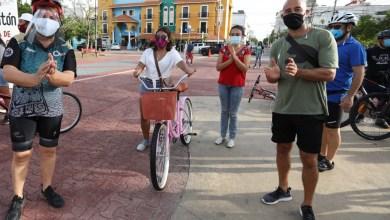 Photo of Asociaciones civiles avalan rodadas en bicicleta del Ayuntamiento de Solidaridad