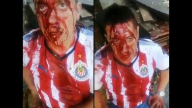 Photo of VIDEO: Vecinos someten a ratero y le abren la cabeza