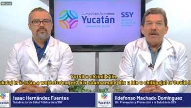 Photo of Por Covid-19 han muerto 1,375 personas en Yucatán