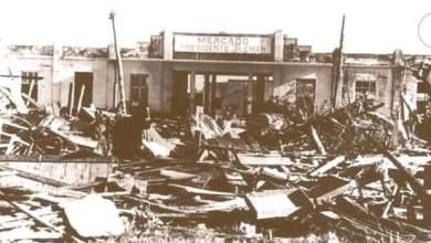 Photo of 'Janet', el huracán que devasto a Chetumal; hoy 65 años después