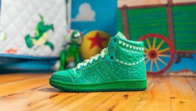 Photo of Adidas y Pixar celebran 25 años con una colección inspirada en la película
