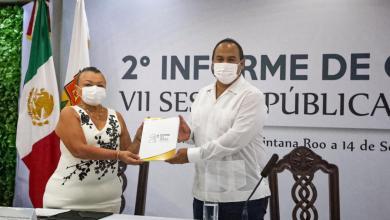 Photo of Presenta Juan Carrillo su Segundo Informe de Gobierno