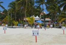 Photo of Logra mantener Zofemat en óptimas condiciones playas de Isla Mujeres