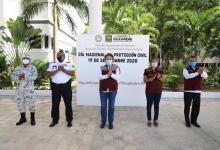 Photo of En el Día Nacional de Protección Civil, Solidaridad hace honor a su nombre