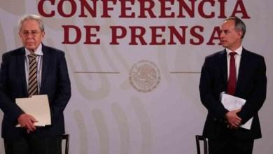 Photo of Ante cifras de Covid, comparecerán en el Senado Alcocer y López-Gatell