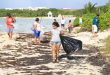 Photo of Promueve Gobierno de Solidaridad limpieza de sus playas y cenotes