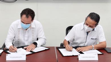 Photo of Quintana Roo firma con la SHCP un convenio para combatir delitos financieros y fiscales