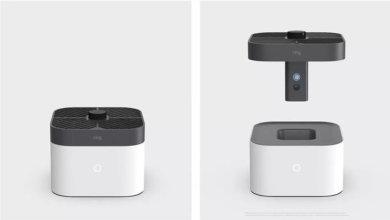 Photo of Amazon presentó un drone autónomo para vigilar el hogar
