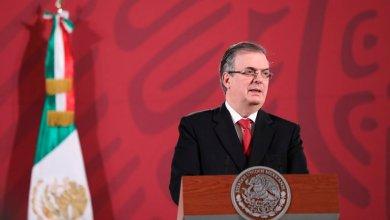 Photo of Marcelo Ebrard informó que no han encontrado evidencia de esterilización forzada de migrantes mexicanas