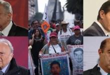Photo of A 6 años de Ayotzinapa: contrastan versiones del caso con EPN y AMLO