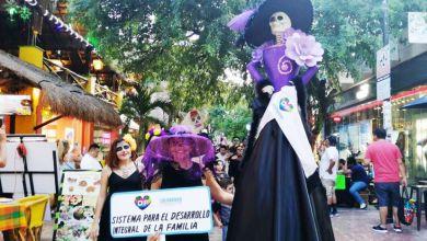 Photo of Suspenden desfile de catrinas en la Quinta Avenida de Playa del Carmen