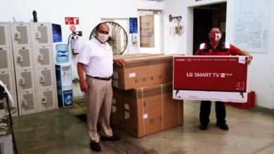 Photo of Bomberos de Cancún reciben donativos en especie