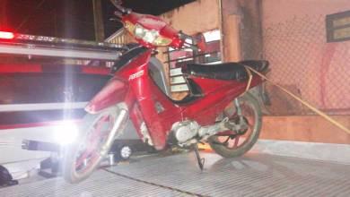 Photo of Recuperan moto con reporte de robo en Chetumal