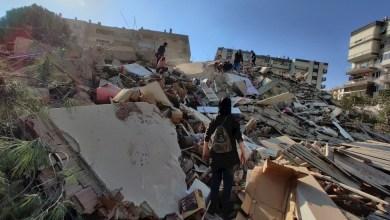 Photo of VIDEOS | Fuerte terremoto sacude Grecia y Turquía; se derrumban edificios