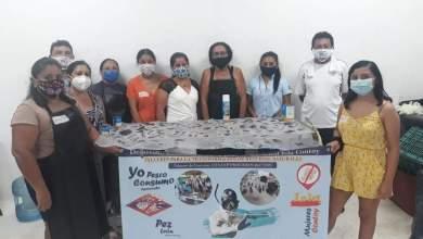 Photo of Mujeres artesanas de Xcalak reciben capacitación