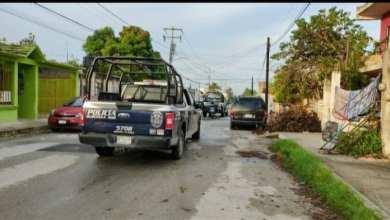 Photo of Hieren de bala a un hombre tras un intento de robo en la Sm. 221 de Cancún