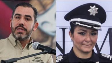 Photo of Interpol emite ficha roja contra Jesús Orta y Frida Martínez, dos ex titulares de la Policía Federal