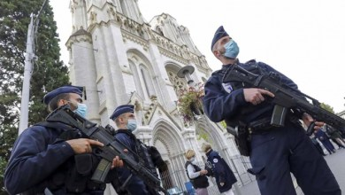 Photo of Francia refuerza vigilancia tras ataque yihadista en iglesia