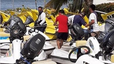 Photo of Náuticos de Cancún aseguran embarcaciones ante la llegada de Zeta