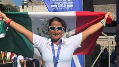 Photo of La surfista quintanarroense Mariana Carrasco, propuesta para el Premio Nacional del Deporte