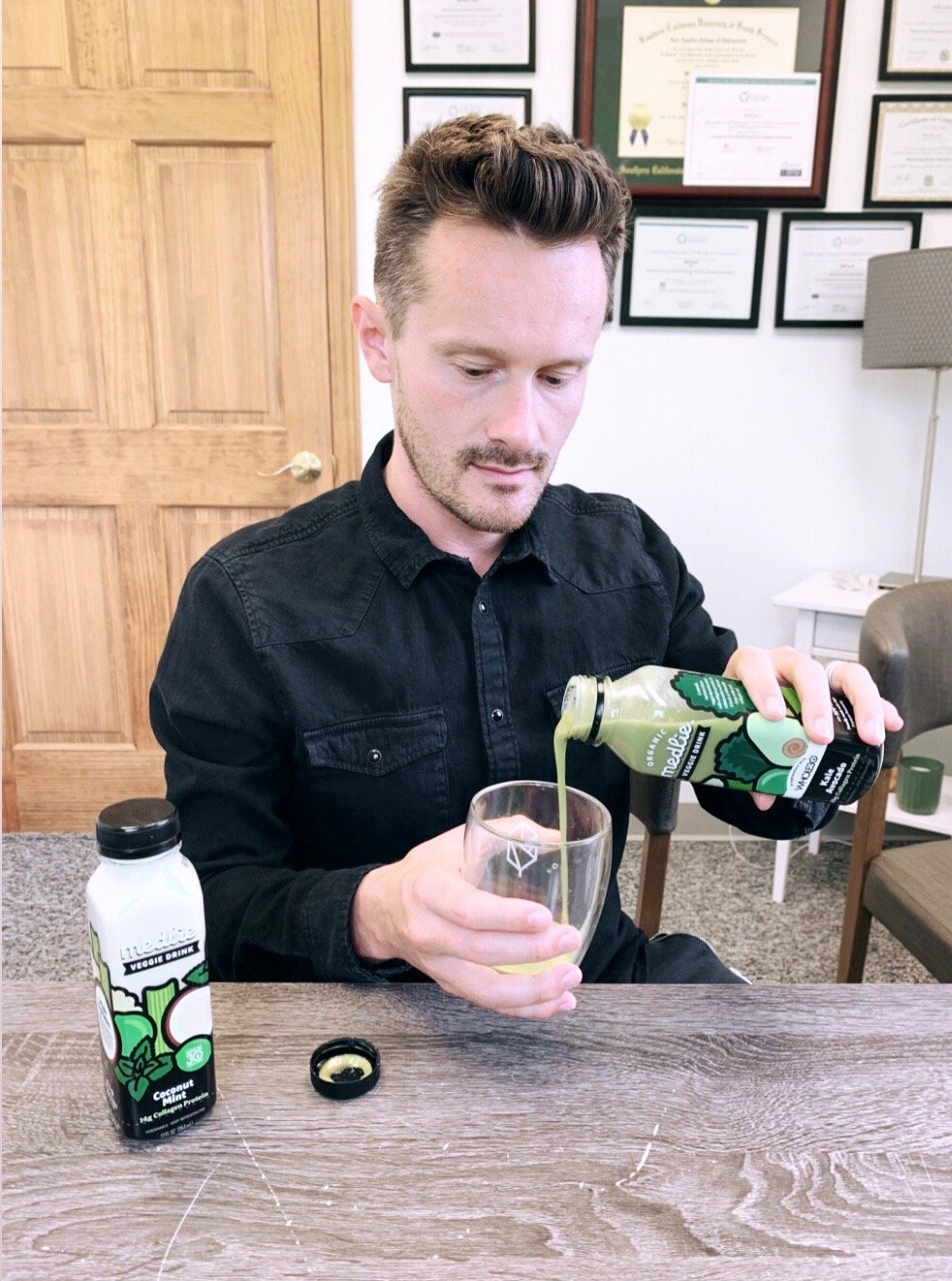 The Plant-Based Keto Beverage That Will Elevate Your Ketotarian Lifestyle Dr. Will Cole