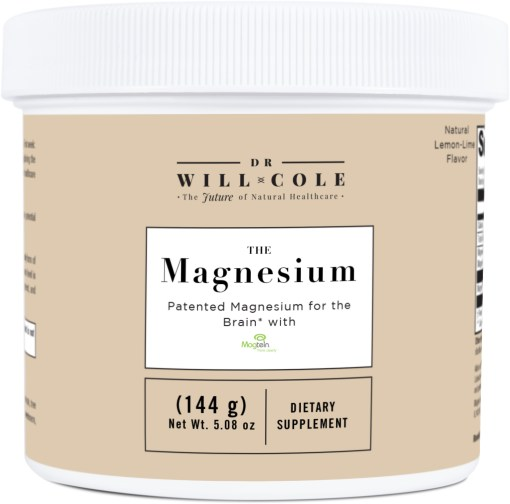 The Magnesium Dr. Will Cole