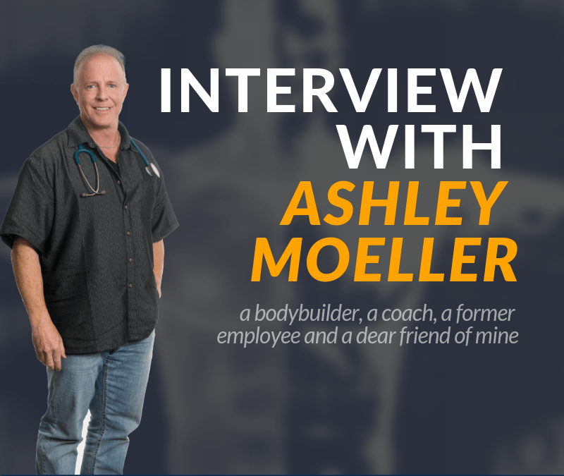 RecoverMe Podcast: Interview with Ashley Moeller #002