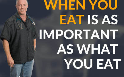 RecoverMe Podcast: When You Eat is as Important as What You Eat #013