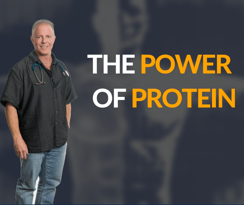 RecoverMe Podcast: The Power of Protein #015