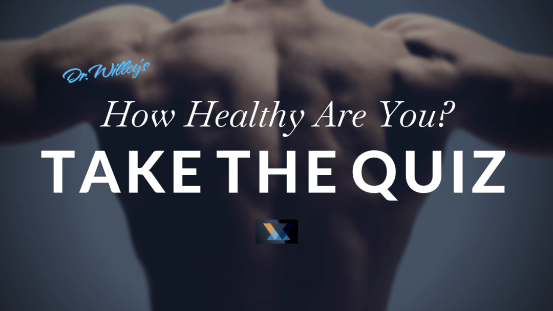 How Healthy Are You QUIZ?