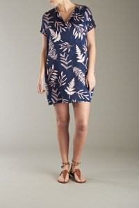 Kora Silk Tunic Dress on sale now + 15% cash back at DVF