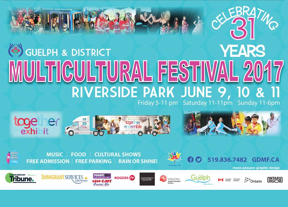 Guelph & District Multicultural Festival
