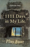 1111 Days of My Life Plus Four Cover