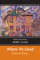Where We Lived book cover