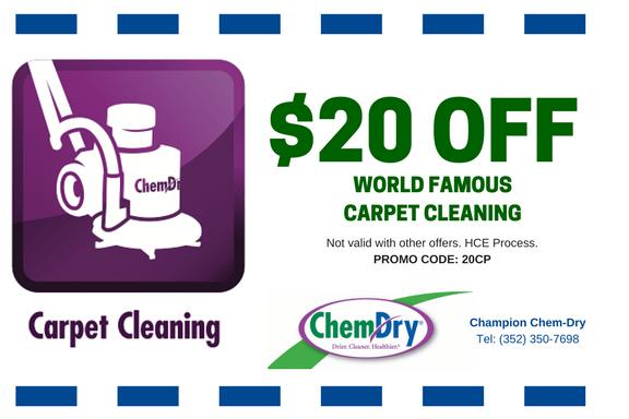 carpet coupon