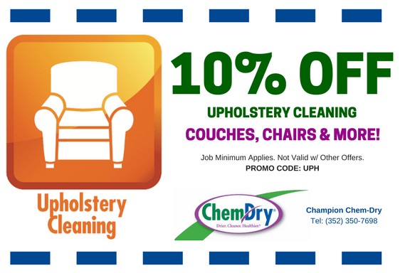 upholstery coupon