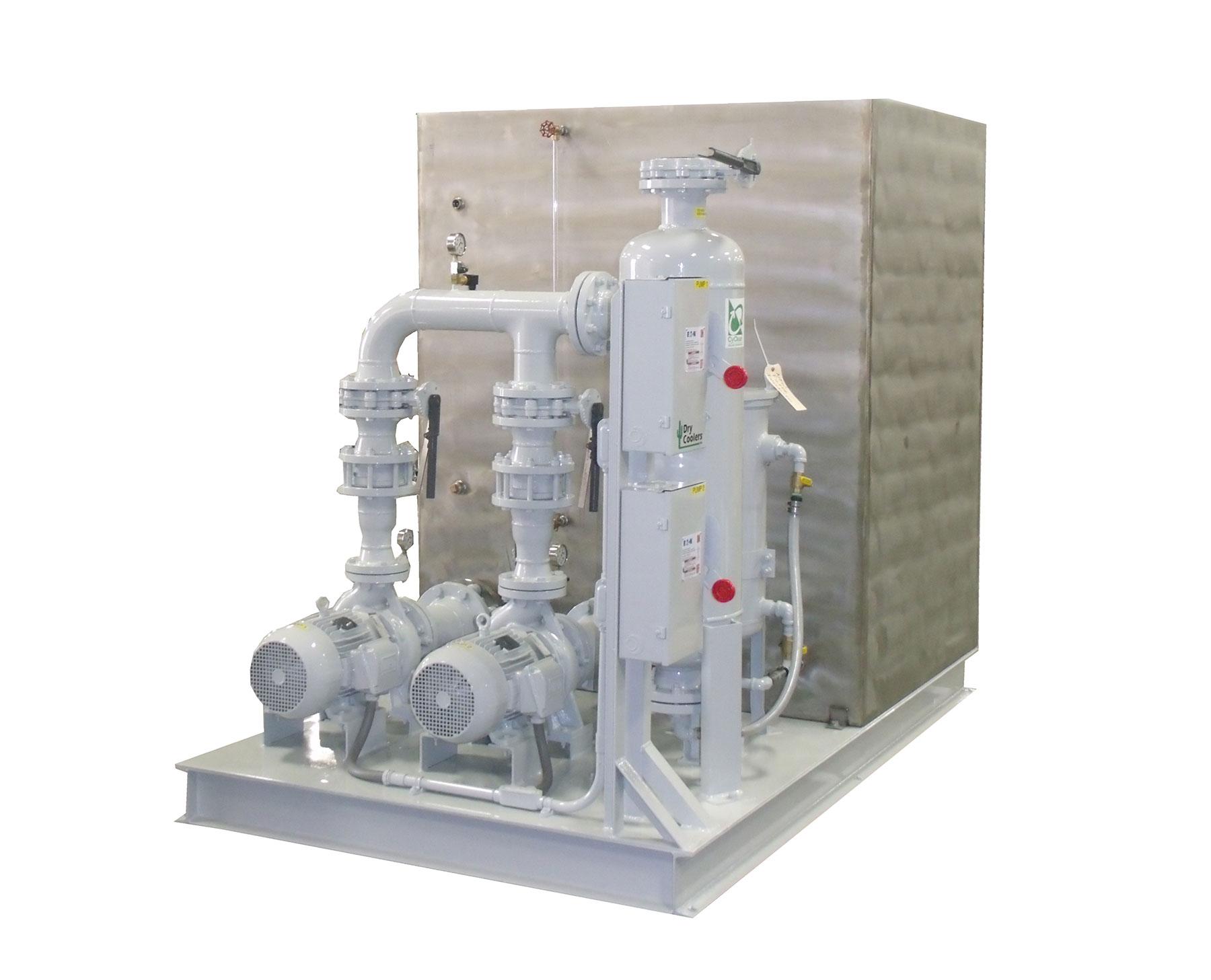 OpenLOOP RS Series Pump Station