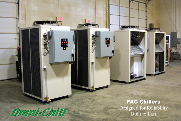 Omni-Chill PAC Series Chiller