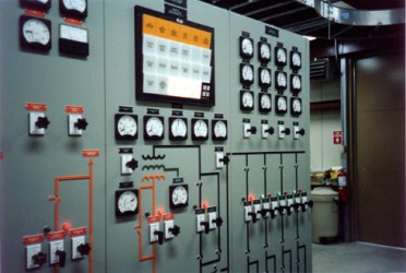 Hartman Substation Panel