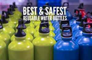 SAFE REUSABLE WATER BOTTLE