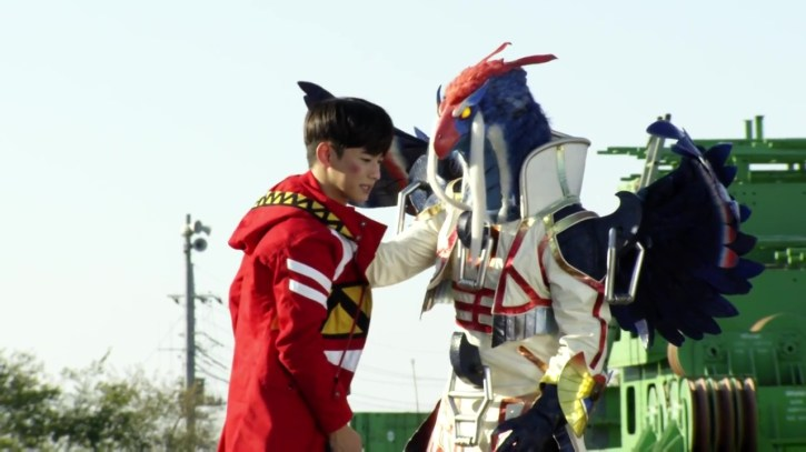 Dino Force Brave 10