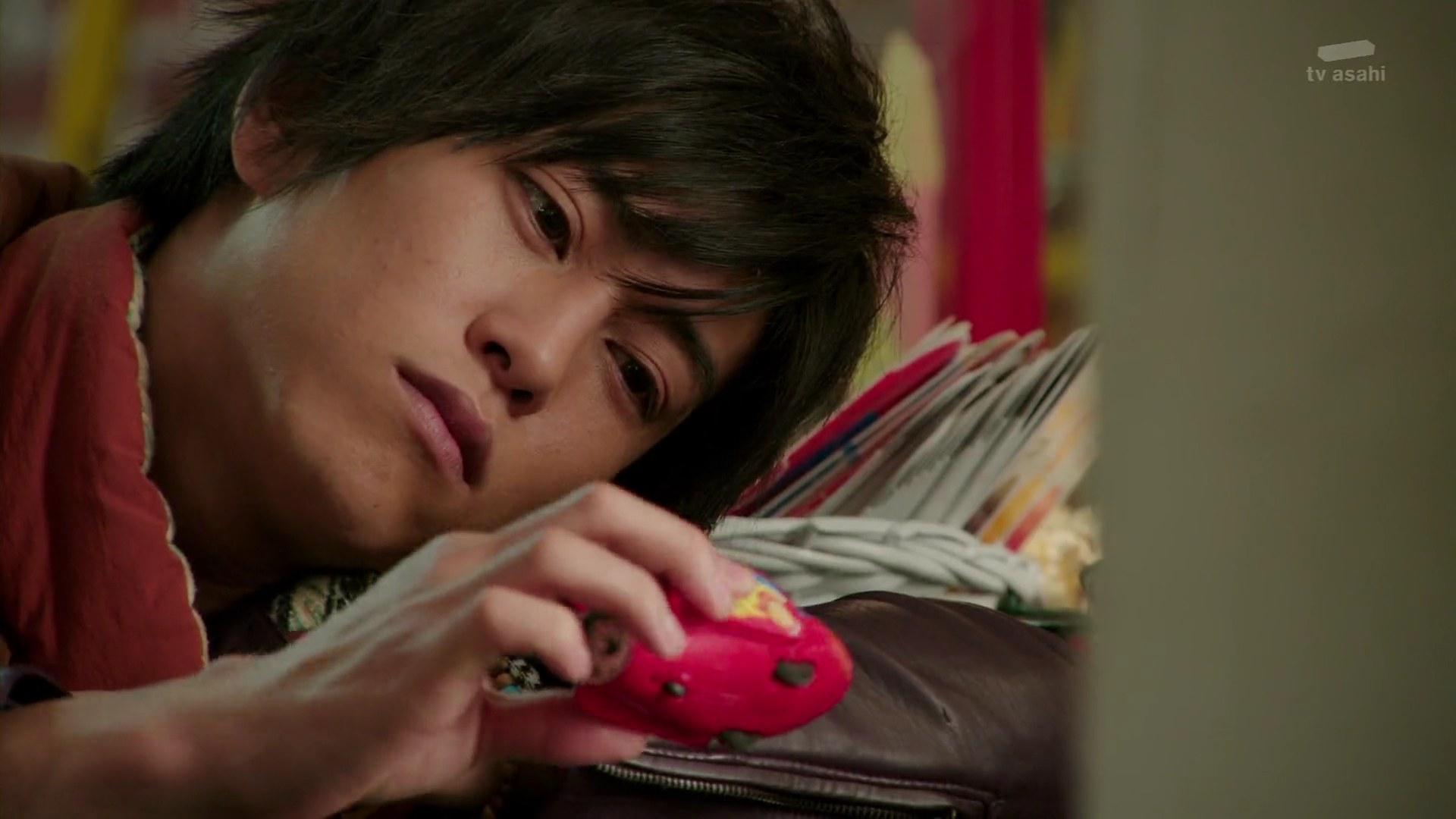 Recap: Kamen Rider Gaim, Episode 18 \u2013 Farewell Beat Riders ...