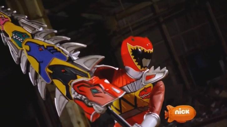 Dino Charge 5